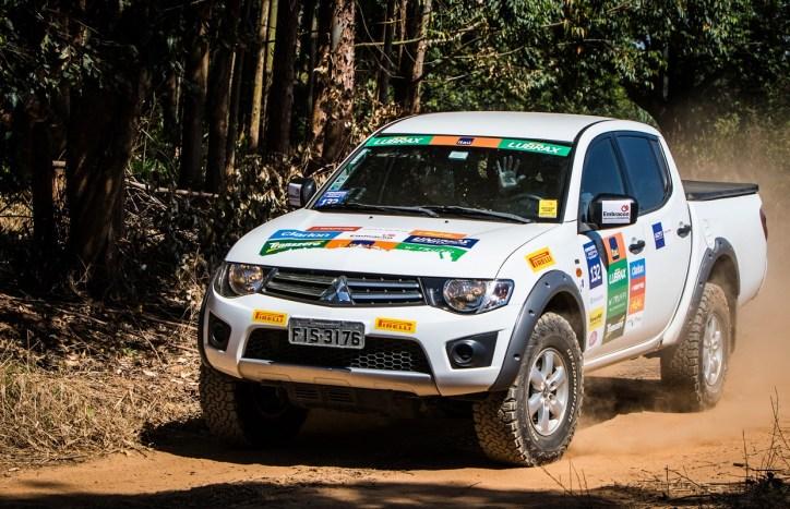 Temporada do MItsubishi Motorsports Nordeste começará no dia 30/4 Crédito: Adriano Carrapato / Mitsubishi