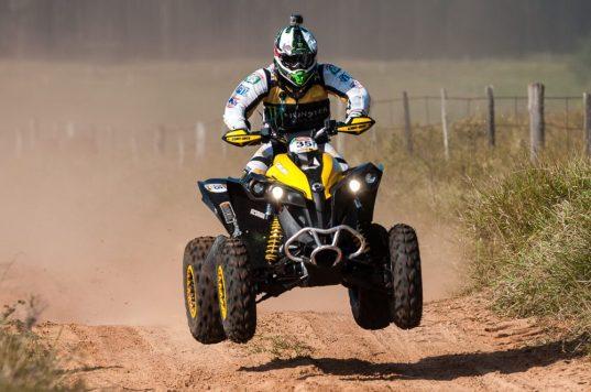 Estarão presentes as modalidades carros, motos, quadriciclos e UTVs Créditos: Doni Castilho/DFotos