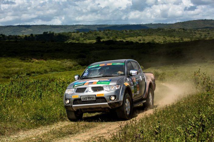 Duplas se reuniram em Gravatá para a primeira etapa do Motorsports Nordeste Crédito: Ricardo Leizer / Mitsubishi