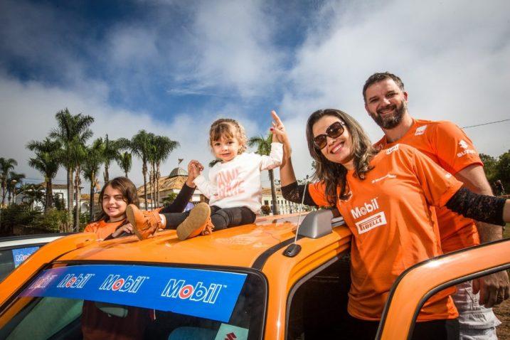 No Suzuki Day, toda a família pode participar – Tom Papp
