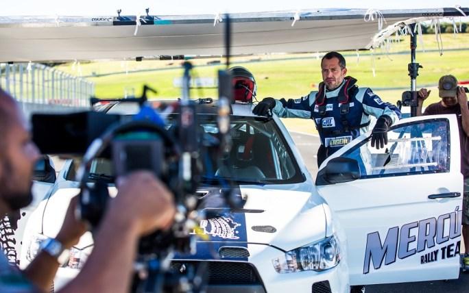 Malvino Salvador interpreta Apolo Crédito: Ricardo Leizer / Mitsubishi