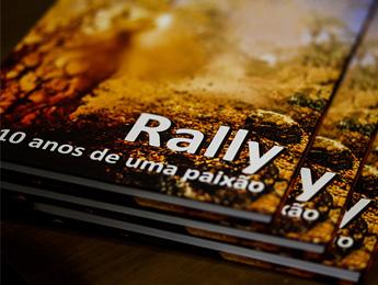 10 anos de uma paixão: Rally. Confira a entrevista com o fotógrafo Sanderson Pereira