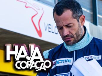 Rali e asfalto estarão na próxima novela das 7 da TV Globo
