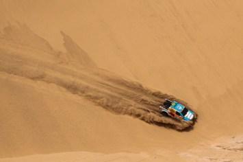 Rastros de areia