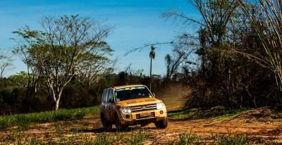 Percurso terá até 190 km Crédito: Ricardo Leizer / Mitsubishi