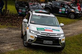 Foto: Cadu Rolim/Podem participar do evento veículos da linha L200, Pajero, ASX e Outlander 4x4 Crédito: Cadu Rolim / MitsubishiFotovelocidade