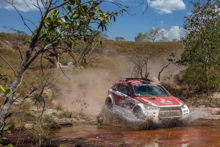 Prova foi a mais difícil da história Crédito: Magnus Torquato / Mitsubishi