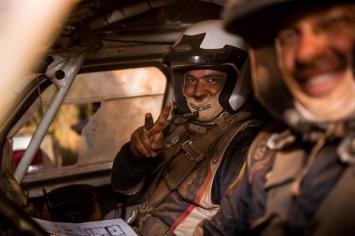 Guerreiros, driblaram o Jalapão e demais adversidades do roteiro (Marcelo Machado/Fotop)