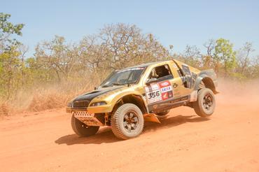 HND Racing conquistou o terceiro lugar no Rally dos Sertões
