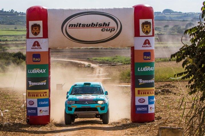 Mitsubishi Cup fará etapa dupla em Indaiatuba (SP). Foto de Cadu Rolim/Mitsubishi