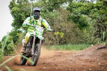 Gregório Caselani foi o campeão nas motos em 2015 (Foto: Lucas Carvalho)