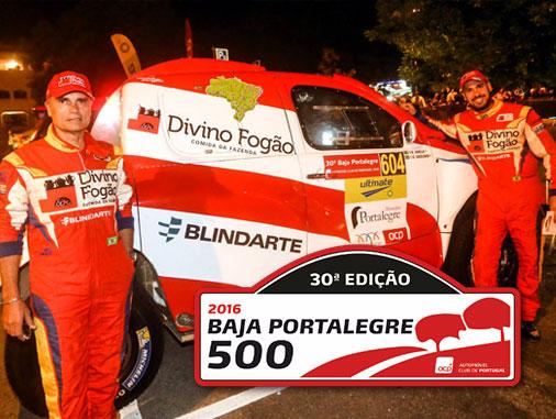Varela e Gugelmin brigam pela vitória em Portugal no Baja Portalegre 500