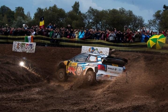 Sébastien Ogier (F), Julien Ingrassia (F) Volkswagen Polo R WRC (2016) WRC Rally Catalunya 2016 Photo: Helena El Mokni