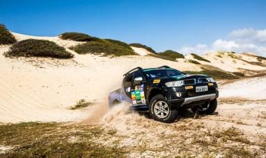 Participantes podem esperar muitos desafios e diversão. Foto: Ricardo Leizer / Mitsubishi