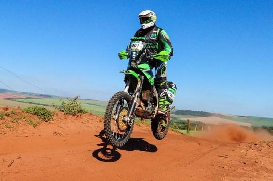 Ramon Sacilotti é o campão nas motos (Doni Castilho/DFotos)