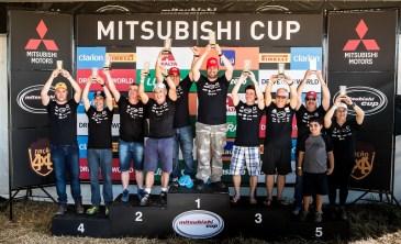 No fim desta etapa, os vencedores da temporada serão conhecidos. Foto: Ricardo Leizer/Mitsubishi