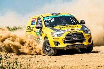 Duplas vão acelerar na etapa final da Mitsubishi Cup. Foto: Ricardo Leizer/Mitsubishi