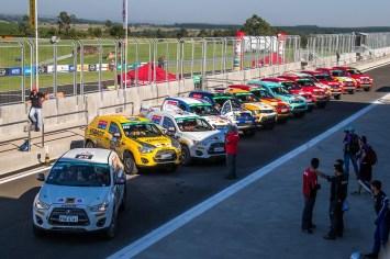 Autódromo Velo Città será o ponto de apoio do rali Mitsubishi Cup. Foto: Cadu Rolim/Fotovelocidade