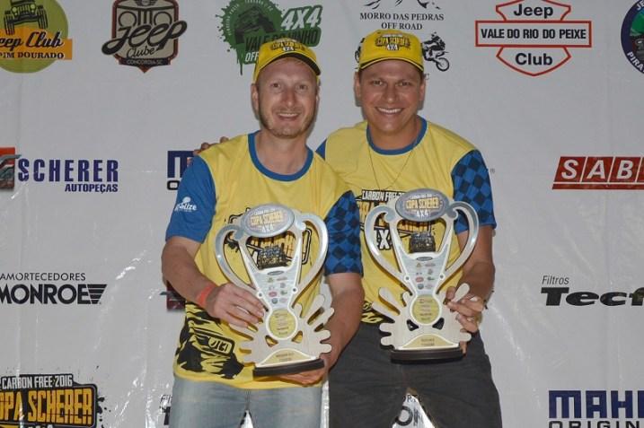 Vencedores Categoria A. Crédito fotos: Flávio Brasil