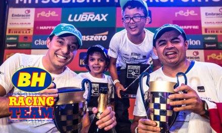 BH Racing é campeã da Mitsubishi Motorsports 2016