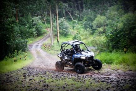O 19º Rally dos Amigos terá 130 quilômetros de trecho cronometrado (André Chaco/Fotop)