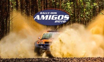 Rally dos Amigos: Michel Terpins/Beco Andreotti são vice-campeões brasileiros de Cross Country