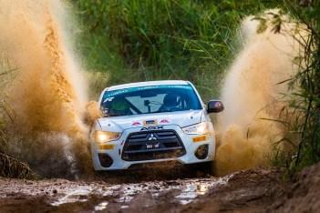 Primeira etapa será no dia 1 de abril no interior de SP. Foto: Cadu Rolim / Mitsubishi
