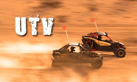 UTVs representam a categoria que mais cresce nas competições off-road