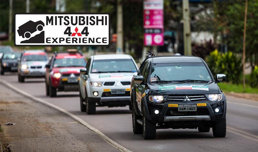 Mitsubishi 4×4 Experience leva participantes a percursos repleto de belas paisagens e diversão