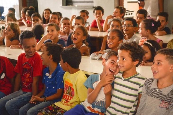 O Projeto Ideia Fixa beneficiará 100 crianças de quatro escolas de Holambra, SP (Divulgação)
