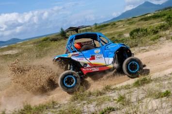 A prova inclui as categorias motos, quadriciclos e UTVs (Doni Castilho/DFotos)