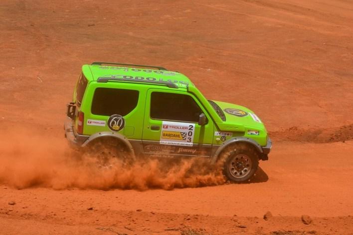Está chegando... O 1º Rally de Holambra será realizado nos dias 18 e 19 de março (Doni Castilho/DFOTOS)