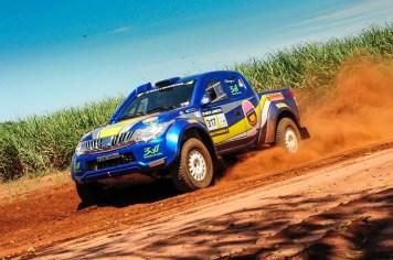 O Rally de Barretos contou com dois dias de disputas e abriu o calendário (Doni Castilho/DFotos)