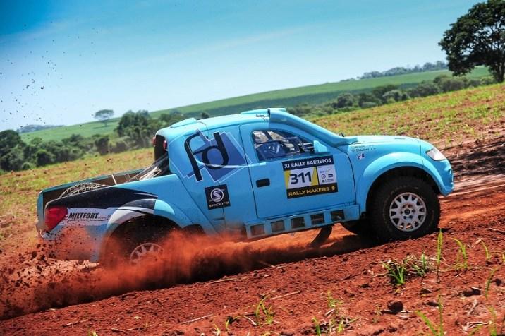 Próximo desafio da FD Rally Team será o RN1500, em abril (Doni Castilho/DFotos)