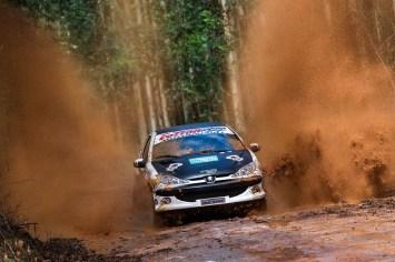 Finato/Bentivoglio: Vice-campeões na RC2 Light do Rally de Holambra (Doni Castilho/DFotos)