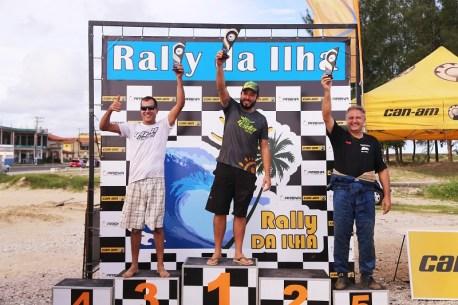 Quinta posição entre os UTVs na 10a edição do Rally da Ilha (Nelson Santos Jr/Photo Action)