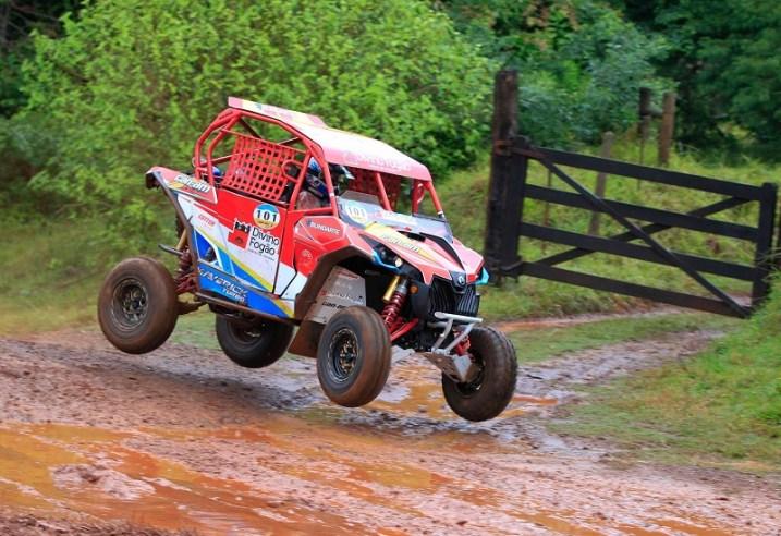 Rally Cuesta Off-road (Luciano Santos/DFotos)