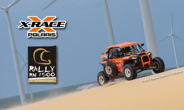 Equipe X-Race tem recuperação incrível e vence o 19º Rally RN 1500