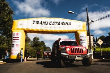 A largada do evento será no dia 12 de julho e terá aproximadamente 250 veículos (Victor Eleutério/DFOTOS)