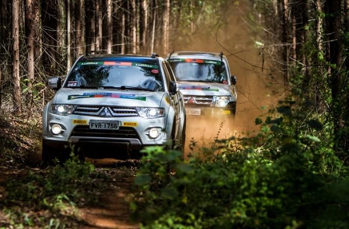 Mitsubishi Motorsports volta a Salvador no dia 27 de maio. Foto: Adriano Carrapato / Mitsubishi