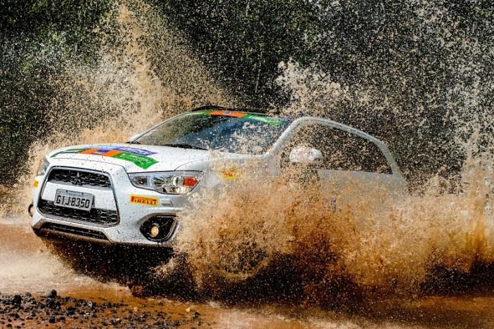 Mitsubishi Motorsports é uma das competições off-road mais tradicionais do País. Foto: David Santos Jr / Mitsubishi
