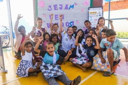 A ação social acontecerá no sábado, 03 de junho, às 15 horas em São Félix (Sanderson Pereira/Photography)