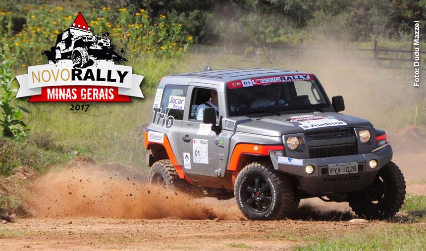 Novo Rally MG: sucesso também na 2ª etapa