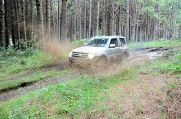 Campeonato Gaúcho de Rally Regularidade 4x4 02 (Crédito Aline Ben)