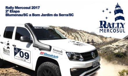 Segundo dia do Rally Mercosul surpreende os participantes