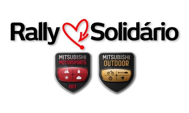 Aproveite o Rally da Mitsubishi deste final de semana para ajudar o próximo