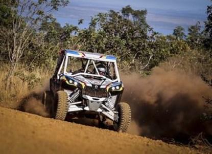 O Rally de Inverno é válido para a 7a. e 8a. etapas do Camp. Bras. de Rally Baja (Luciano Santos/DFotos)