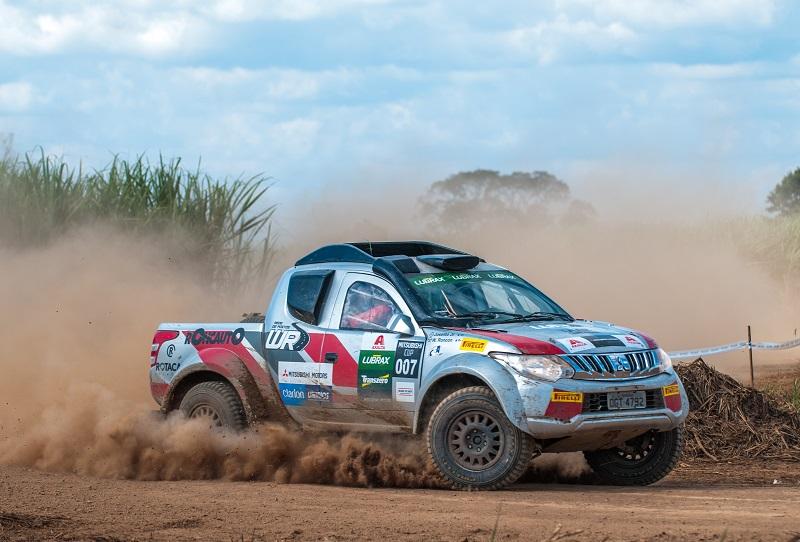 Rali é divido em cinco categorias. Foto: Marcio Machado / Mitsubishi