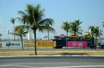 Competidores começam a chegar a Goiânia (Marina Sousa/Vipcomm)