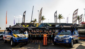 Equipe Top Rally Team (Marcelo Machado/Fotop)